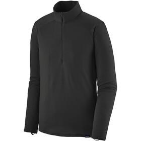 Patagonia Capilene Thermal Weight Zip Neck Shirt Men black